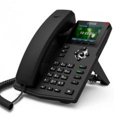 "Fanvil IP telefon X3G, 2 SIP, 2,8"" LCD, 10/100/1000 Mbps, PoE"