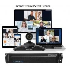Grandstream IPVT10 licence 50 účastníků