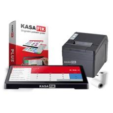 Kasa FIK Desk 9, SW Klasik (200 položek)