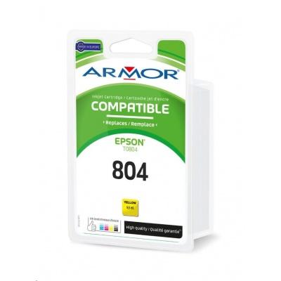 ARMOR cartridge pro Epson Stylus Photo R265 yellow (T080440)