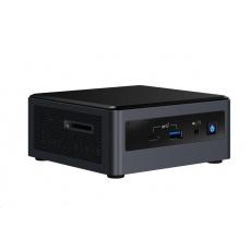 Intel NUC 10i5FNH - Barebone i5/Bluetooth 5.0/UHD Graphics/EU kabel - pouze case s CPU