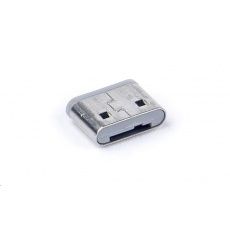SMARTKEEPER Mini USB Port Lock Type C 10 - 10x záslepka, šedá