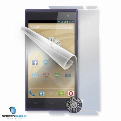 ScreenShield fólie na celé tělo pro Prestigio MultiPhone 5505 DUO