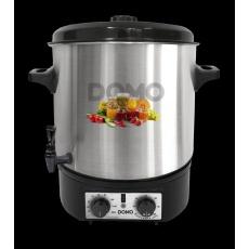DOMO DO42323PC Zavařovací nerezový hrnec poloautomat, 2000W