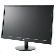 "AOC MT LCD - WLED 21,5"" E2270SWDN, 1920x1080, 20M:1, 200cd/m, 5ms, D-Sub, DVI"