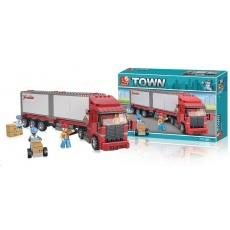 Sluban B-0338 Kamion 345 dílků