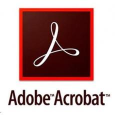 Acrobat Pro DC MP EU EN ENTER LIC SUB New 1 User Lvl 1 1-9 Month