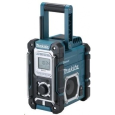 Makita DMR108 - Aku rádio FM/AM/Bluetooth/USB (CXT) 7,2-18V/230V IP64