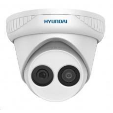 HYUNDAI IP kamera 8Mpix, H.265+, 25 sn/s, obj. 2,8mm (100°), PoE, IR 30m, IR-cut, WDR 120dB, microSD slot, IP67