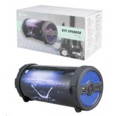 PLUS Bluetooth reproduktor Music Bomb F2748, modrá