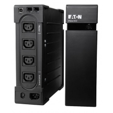 Eaton Ellipse ECO 650 USB IEC, UPS 650VA / 400W, 4 zásuvky IEC (3 zálohované)