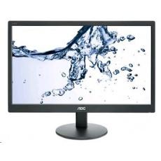 "AOC MT LCD - WLED 18,5"" e970Swn, 1366x768, 20M:1, 200:1, 5ms, D-Sub, Černý"