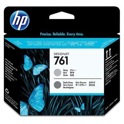 HP 761 Grey + Dark grey DJ Printhead, CH647A