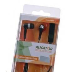Aligator stereo Hands Free sluchátka A360/420/600(i)/V500/D900
