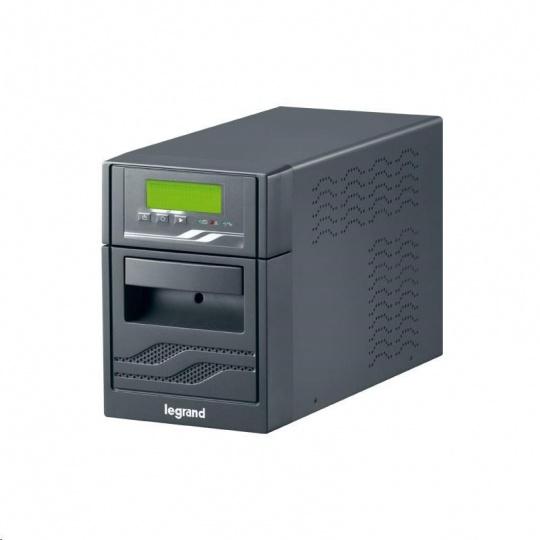 Legrand UPS Niky S 2000VA, line-interactiv, 2000VA / 1200W , IEC,  USB + RS232 , display
