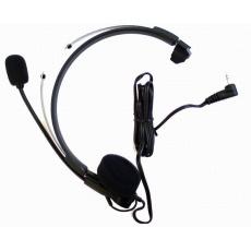 Motorola velká náhlavní souprava 00179 pro TLKR a další, provoz VOX
