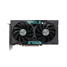 GIGABYTE VGA NVIDIA GeForce GTX 1650 D6 EAGLE OC 4G, 4GB GDDR6, 1xDVI, 1xHDMI, 1xDP