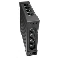 Eaton Ellipse ECO 1600 USB FR, UPS 1600VA / 1000W, 8 zásuvek (4 zálohované), české zásuvky