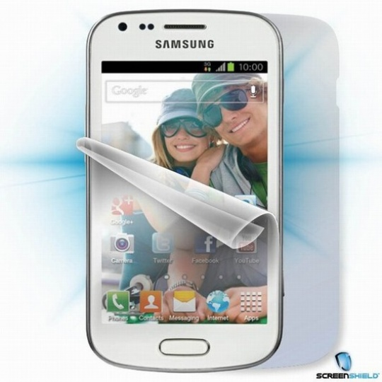 ScreenShield fólie na celé tělo pro Samsung  Galaxy Trend S7560