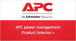Produktový selektor APC
